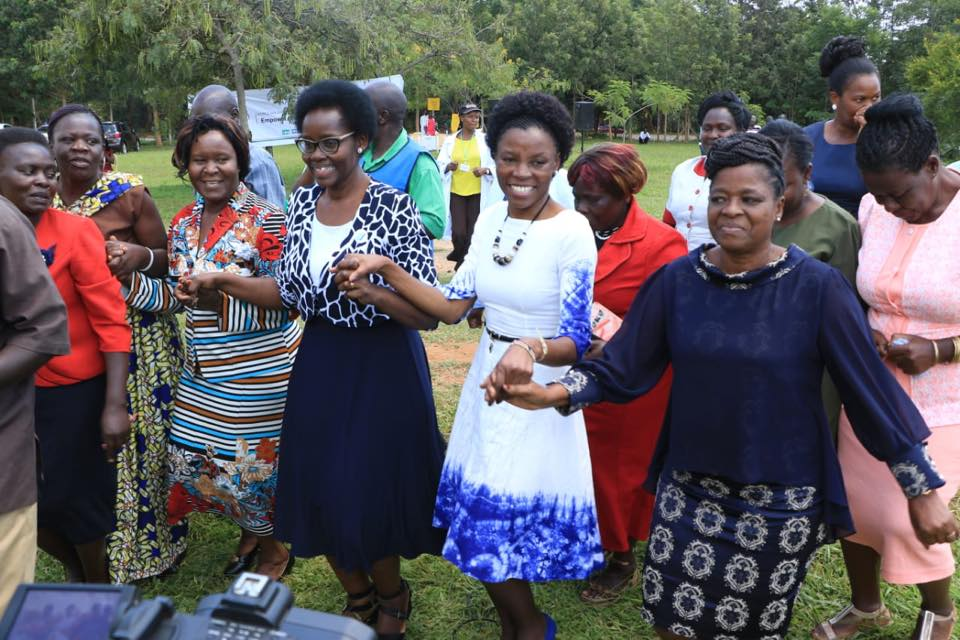 FIRST LADIES CAROLINE WANGAMATI, DOROTHY NYONG'O AND NAVI KIBWANA LEAD BUNGOMA COUNTY IN OBSERVING WORLD BREASTFEEDING DAY