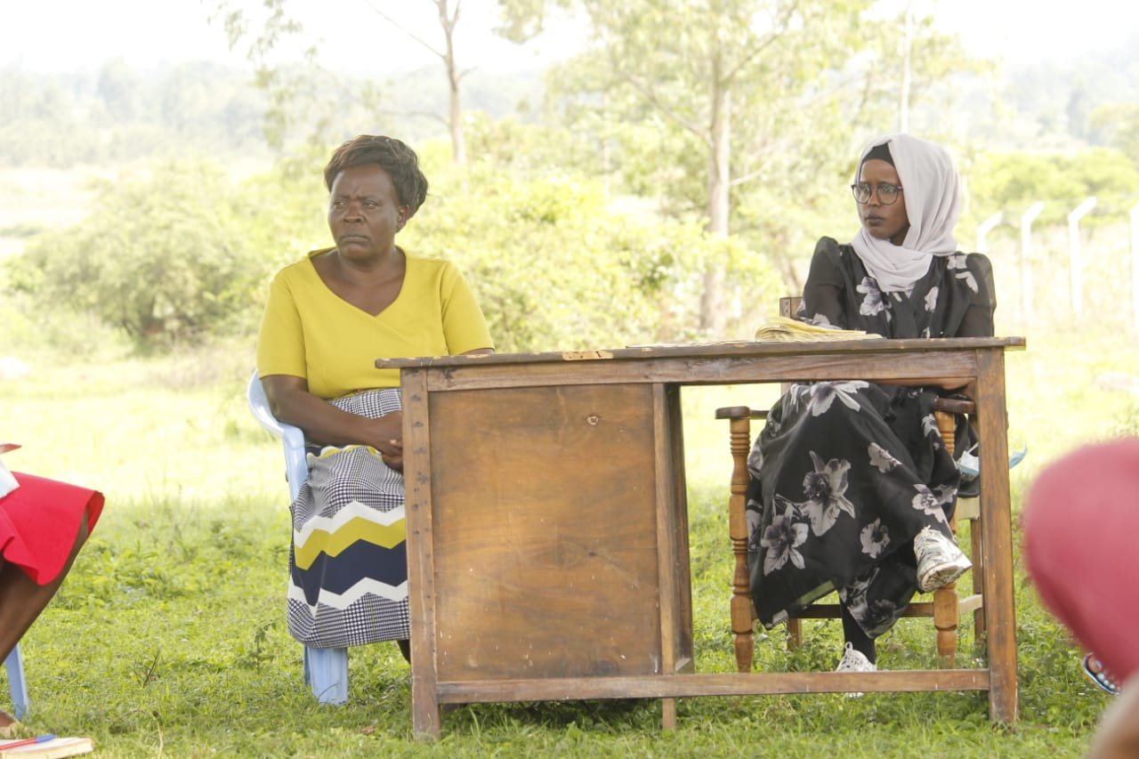 DEPARTMENT OF GENDER AND CULTURE HOSTS A FOCUS GROUP DISCUSSION WITH SARAKASI CAST AND CREW