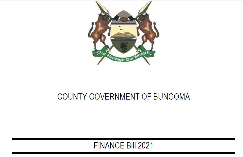 Finace bill 2021